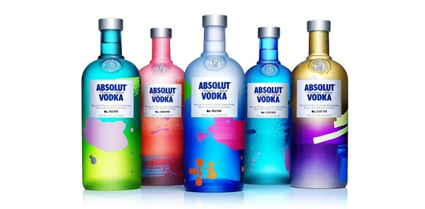 Absolut Vodka Employs Robots to Make Unique Bottle Designs | Tec[H ...
