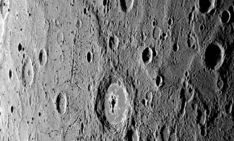 mercurycraters