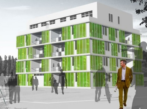 Algae-Powered-House-Biofacade-Splitterwerk-ARUP-Colt-International-SCC-Green-Power-Building-537x401