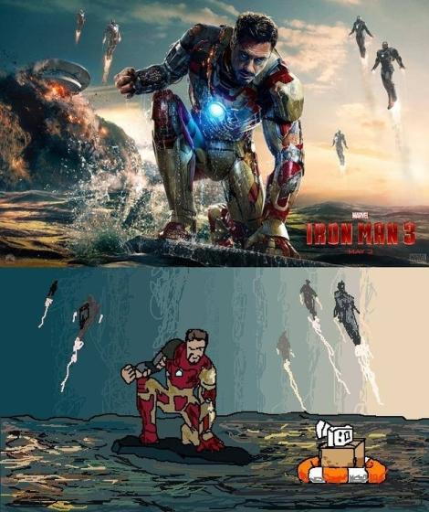 Iron-Man-Selfie