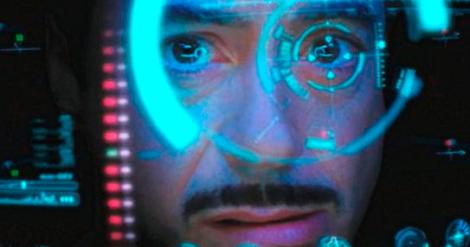 Tony-Stark Glasses
