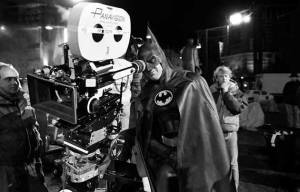 Michael-Keaton-having-a-look-in-the-camera-on-the-set-of-Batman-1989