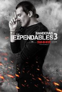 Banderas - Expendables 3