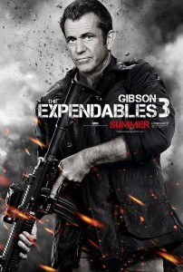 Mel - Expendables 3
