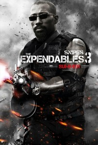 Wesley - Expendables 3