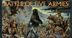 battle of five armies - 2