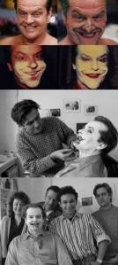 Jack-Nicholson-getting-his-makeup-done-to-be-the-Joker-in-Batman